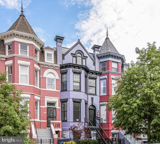 225 R Street NW, WASHINGTON, DC 20001 (#DCDC516940) :: AJ Team Realty