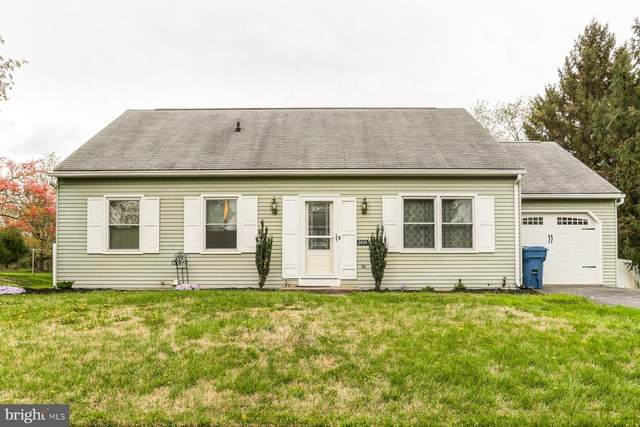 2634 N Rosegarden Boulevard, MECHANICSBURG, PA 17055 (#PACB133860) :: The Heather Neidlinger Team With Berkshire Hathaway HomeServices Homesale Realty