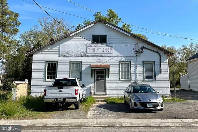4611 Main Street, GRASONVILLE, MD 21638 (#MDQA147394) :: The Riffle Group of Keller Williams Select Realtors