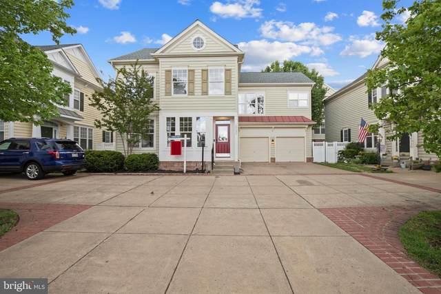 10131 Orland Stone Drive, BRISTOW, VA 20136 (#VAPW519732) :: Dart Homes