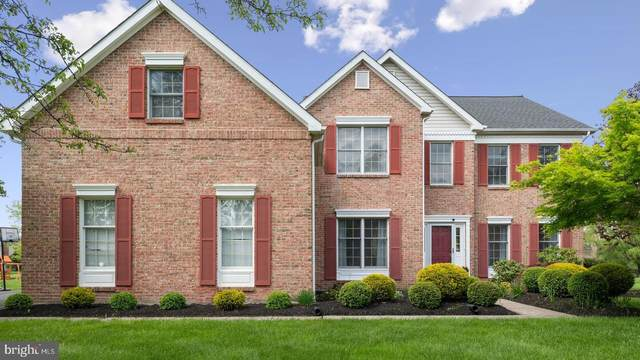 554 Village Rd W, PRINCETON JUNCTION, NJ 08550 (MLS #NJME310860) :: PORTERPLUS REALTY