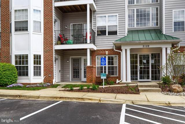 2159 Scotts Crossing Court #103, ANNAPOLIS, MD 21401 (#MDAA465038) :: Dart Homes