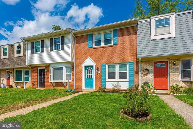 7320 W Springbrook Court, MIDDLETOWN, MD 21769 (#MDFR280818) :: The Miller Team