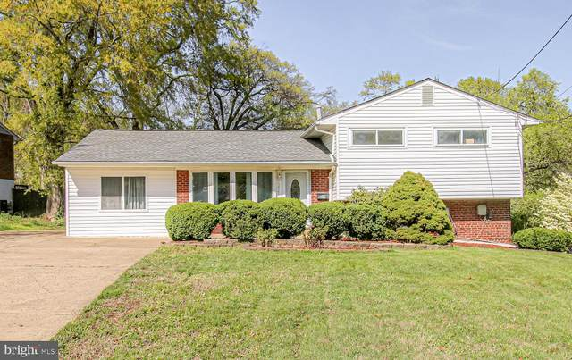 6421 Willowood Lane, ALEXANDRIA, VA 22310 (#VAFX1193800) :: Dart Homes