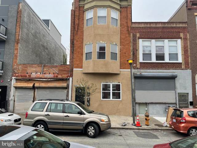 1001 N Marshall Street #1, PHILADELPHIA, PA 19123 (#PAPH1007178) :: Ramus Realty Group