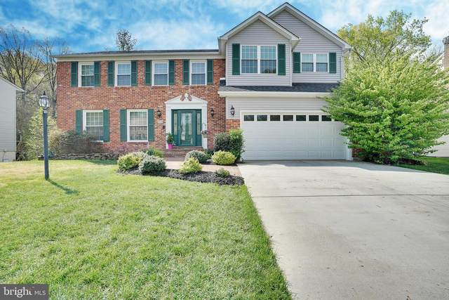 9129 Lake Braddock Drive, BURKE, VA 22015 (#VAFX1193956) :: Debbie Dogrul Associates - Long and Foster Real Estate