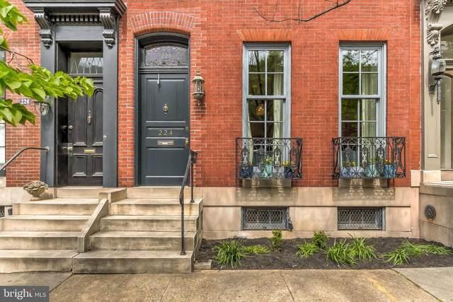 224 W Lafayette Avenue, BALTIMORE, MD 21217 (#MDBA547300) :: The Riffle Group of Keller Williams Select Realtors