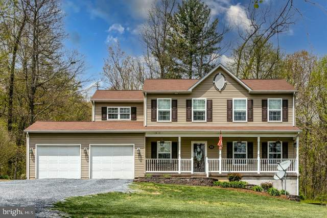 8626 Stardust Lane, BROADWAY, VA 22815 (#VARO101556) :: John Lesniewski | RE/MAX United Real Estate