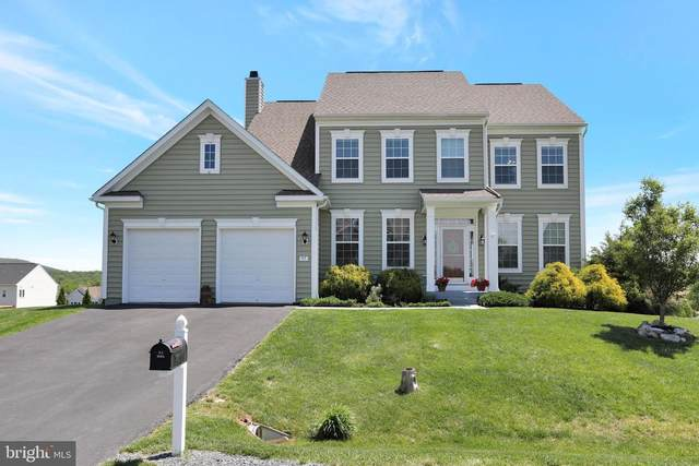 97 Lookout Mountain Court, HARPERS FERRY, WV 25425 (#WVJF142182) :: Realty Executives Premier