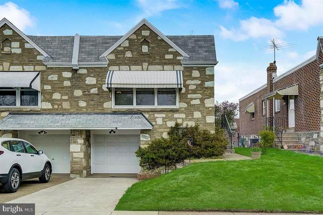 2523 Bleigh Avenue, PHILADELPHIA, PA 19152 (#PAPH1007956) :: Jason Freeby Group at Keller Williams Real Estate
