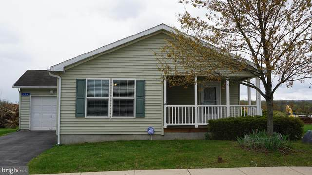 134 Random Road, DOUGLASSVILLE, PA 19518 (MLS #PABK376120) :: Parikh Real Estate