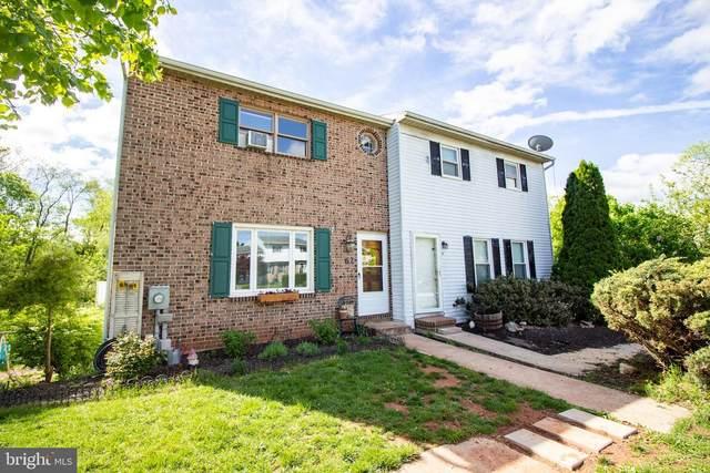 62 White Dogwood Drive, ETTERS, PA 17319 (#PAYK156662) :: Flinchbaugh & Associates