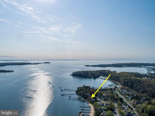 502 Bay View Point Drive, EDGEWATER, MD 21037 (#MDAA465448) :: Arlington Realty, Inc.