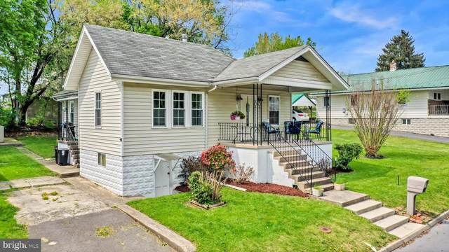 27 Blackiston Avenue, CUMBERLAND, MD 21502 (#MDAL136768) :: ExecuHome Realty