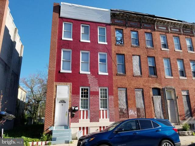 1010 E Preston Street, BALTIMORE, MD 21202 (#MDBA547692) :: Bruce & Tanya and Associates