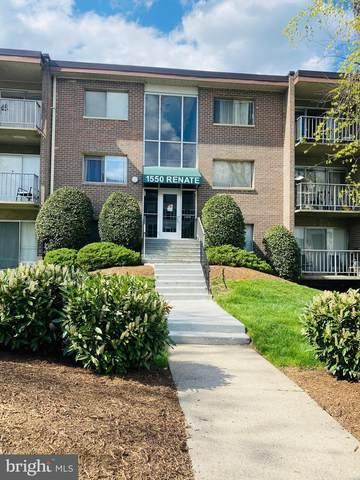 1550 Renate Drive #302, WOODBRIDGE, VA 22192 (#VAPW520226) :: Dart Homes