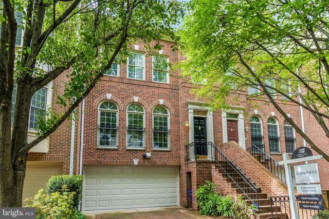1568 N Colonial Terrace, ARLINGTON, VA 22209 (#VAAR179918) :: Sunrise Home Sales Team of Mackintosh Inc Realtors