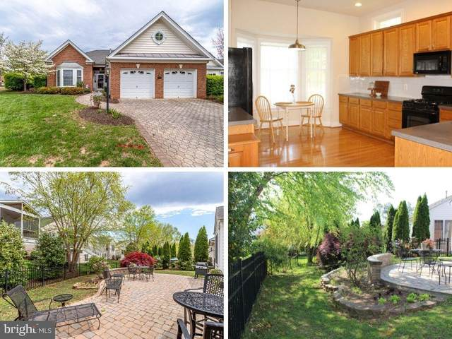 5409 Antioch Ridge Drive, HAYMARKET, VA 20169 (#VAPW520238) :: Colgan Real Estate