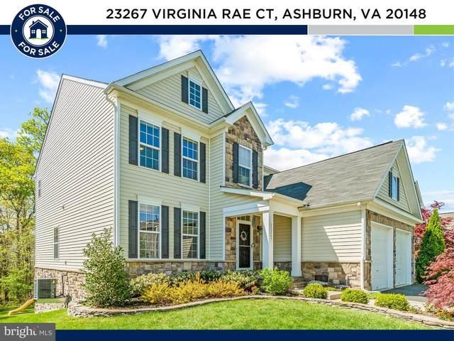 23267 Virginia Rae Court, ASHBURN, VA 20148 (#VALO436124) :: The Vashist Group