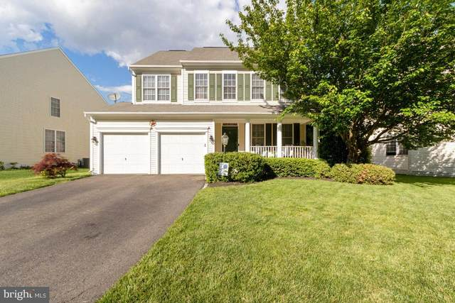 25554 Dabner Drive, CHANTILLY, VA 20152 (#VALO436184) :: Peter Knapp Realty Group