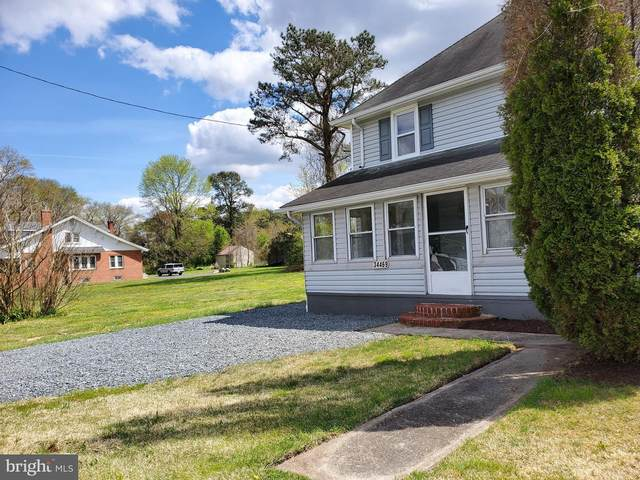 34469 Old Ocean City Road, PITTSVILLE, MD 21850 (#MDWC112636) :: BayShore Group of Northrop Realty