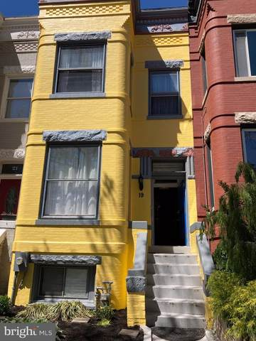 19 S Street NW, WASHINGTON, DC 20001 (#DCDC518110) :: ExecuHome Realty
