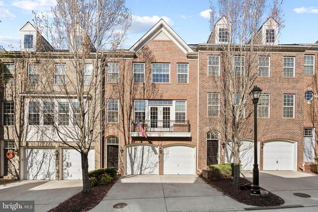 509 Triadelphia Way, ALEXANDRIA, VA 22312 (#VAAX258756) :: Dart Homes
