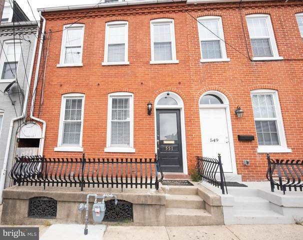 551 W Vine Street, LANCASTER, PA 17603 (#PALA180942) :: Ramus Realty Group