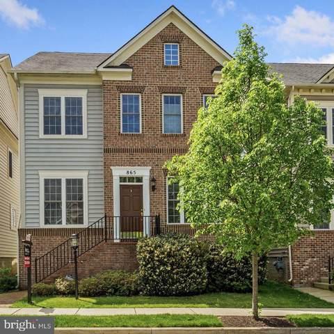 865 Hidden Marsh Street, GAITHERSBURG, MD 20877 (#MDMC754472) :: Ram Bala Associates | Keller Williams Realty