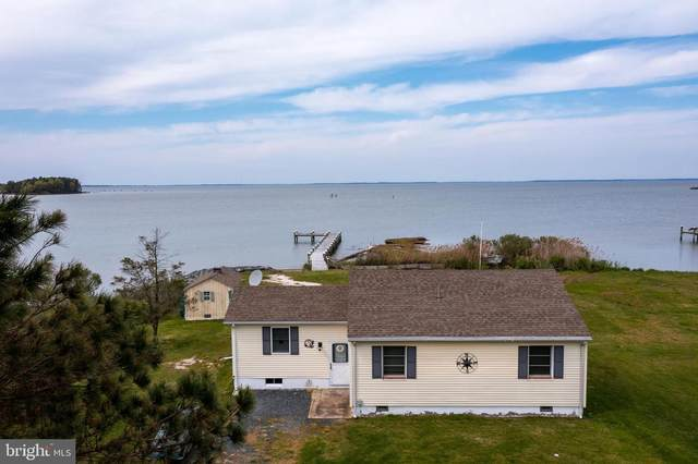 712 Twin Point Cove Road, CAMBRIDGE, MD 21613 (#MDDO127258) :: Bright Home Group