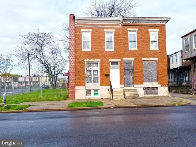 1412 N Montford Avenue, BALTIMORE, MD 21213 (#MDBA548156) :: Dart Homes