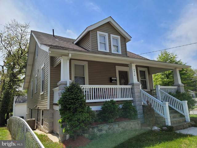 3816 37TH Place, BRENTWOOD, MD 20722 (#MDPG604064) :: AJ Team Realty
