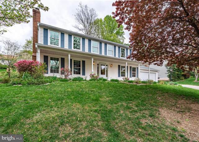 7424 Sandalfoot Way, COLUMBIA, MD 21046 (#MDHW293552) :: AJ Team Realty