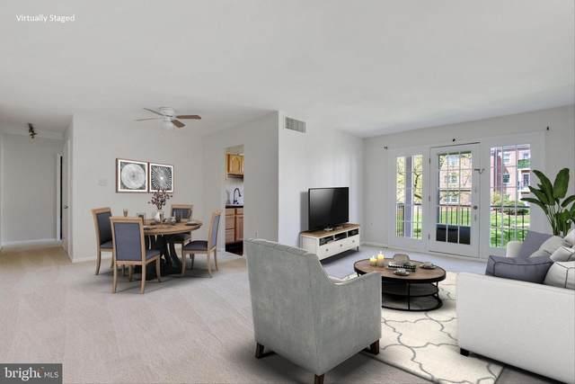9447 Fairfax Boulevard #202, FAIRFAX, VA 22031 (#VAFC121366) :: Corner House Realty