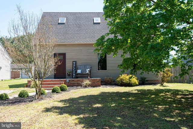 1407 Ballinadee Drive, SALISBURY, MD 21804 (#MDWC112694) :: Bright Home Group