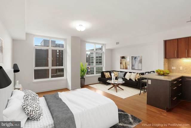 1025 1ST Street SE #807, WASHINGTON, DC 20003 (#DCDC518714) :: Corner House Realty