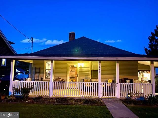 3161 N George Street, EMIGSVILLE, PA 17318 (#PAYK157126) :: The Joy Daniels Real Estate Group