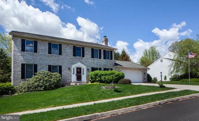 1102 Gunstock Lane, MECHANICSBURG, PA 17050 (#PACB134246) :: The Joy Daniels Real Estate Group