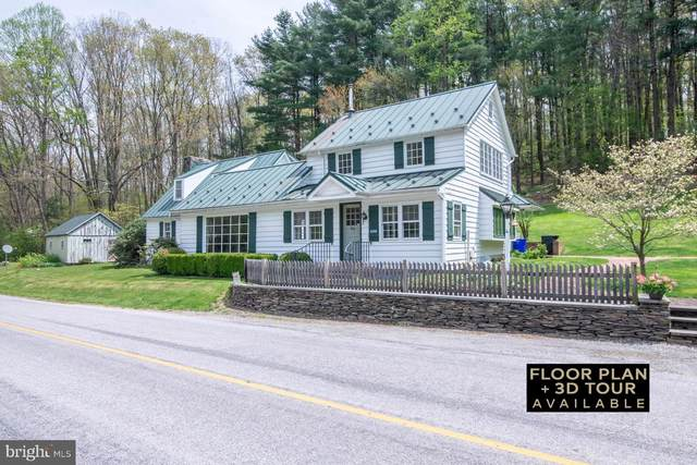 4286 Myers Road, GLEN ROCK, PA 17327 (#PAYK157186) :: TeamPete Realty Services, Inc