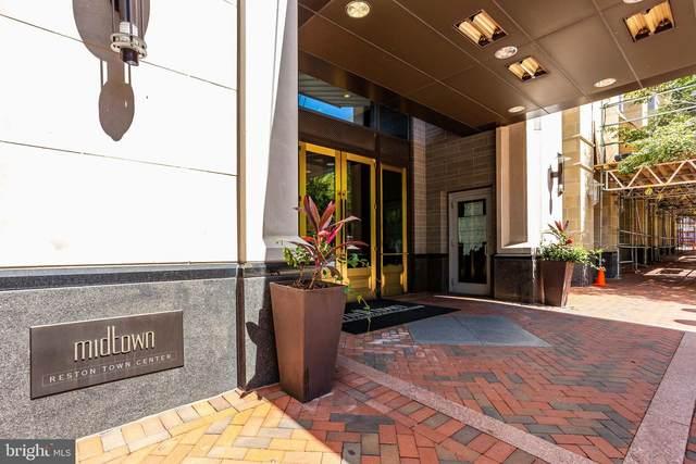 11990 Market Street #411, RESTON, VA 20190 (#VAFX1196454) :: Colgan Real Estate