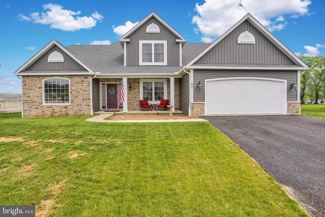 81 Stella Drive, READING, PA 19608 (#PABK376576) :: Iron Valley Real Estate