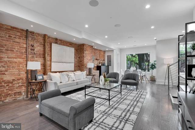 44 Quincy Place NE #2, WASHINGTON, DC 20002 (#DCDC518954) :: Corner House Realty