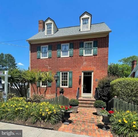 4011 Main Street, TRAPPE, MD 21673 (#MDTA140998) :: Keller Williams Flagship of Maryland