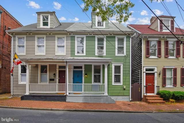 202 Duke Of Gloucester Street, ANNAPOLIS, MD 21401 (#MDAA466446) :: John Lesniewski | RE/MAX United Real Estate