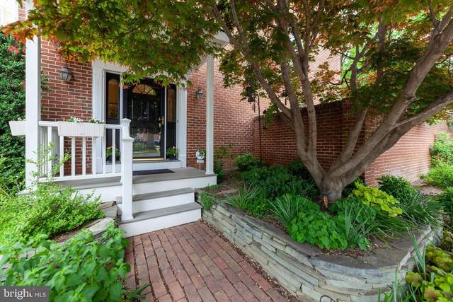 1233 Madison Street, ALEXANDRIA, VA 22314 (#VAAX259056) :: Dart Homes