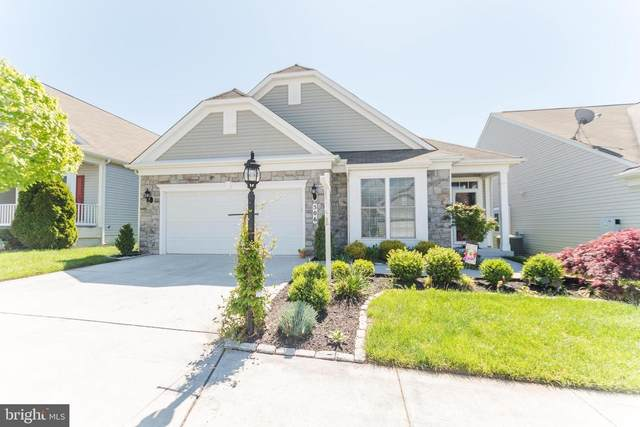 506 Clubside Drive #246, TANEYTOWN, MD 21787 (#MDCR204132) :: Corner House Realty
