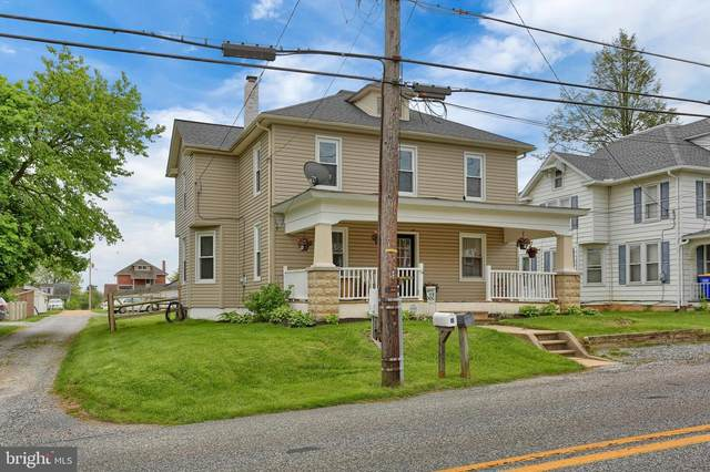 54 Mill Street, STEWARTSTOWN, PA 17363 (#PAYK157380) :: The Joy Daniels Real Estate Group