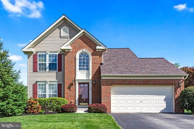 19 Saint Rene Lane, HANOVER, PA 17331 (#PAYK157386) :: Realty ONE Group Unlimited