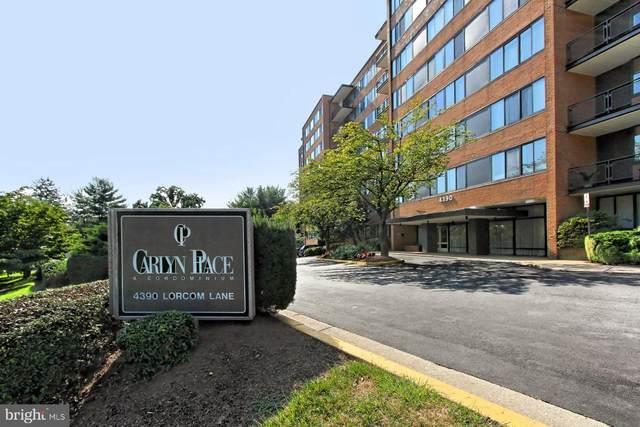 4390 Lorcom Lane #202, ARLINGTON, VA 22207 (#VAAR180546) :: Gail Nyman Group