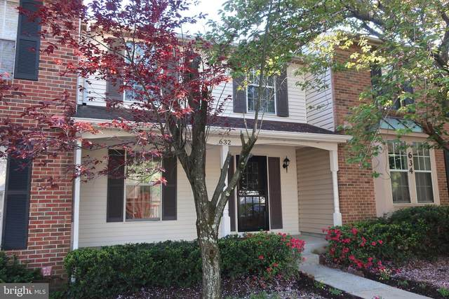 632 Lakeworth Drive, GAITHERSBURG, MD 20878 (#MDMC755718) :: Dart Homes